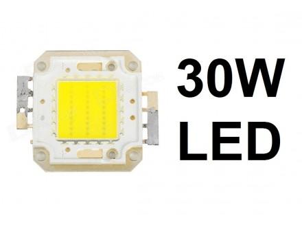 LED dioda 30W menja 300W - 2900Lm