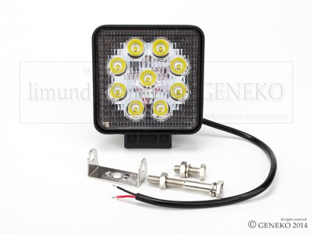 LED far maglenka reflektor 27W 12V / 24V