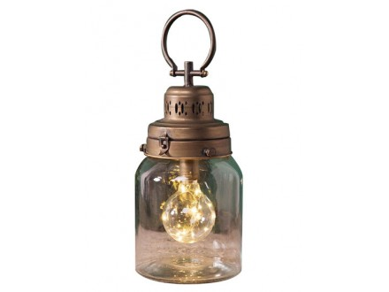 LED fenjer - Industrial style - Hestia