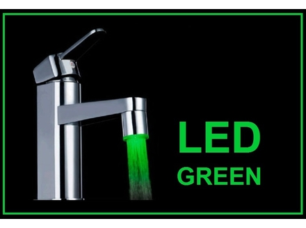 LED nastavak za slavinu ili cesmu - radi bez baterija!