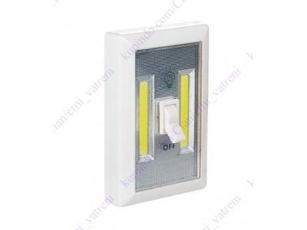 LED pomocno svetlo (prekidac) + BESPL DOST. ZA 3 ART.
