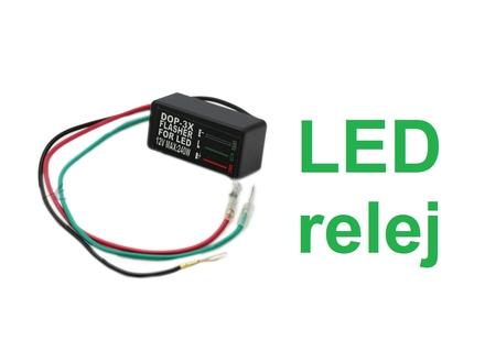 LED relej - relej za zmigavce