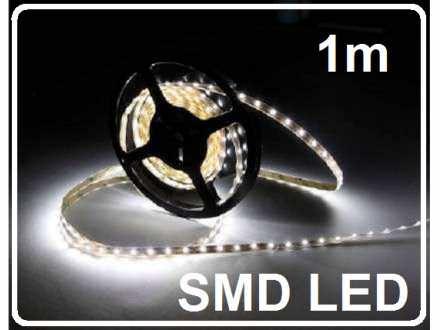 LED traka 1m - HLADNO BELA