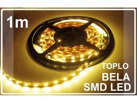 LED traka 1m - TOPLO BELA