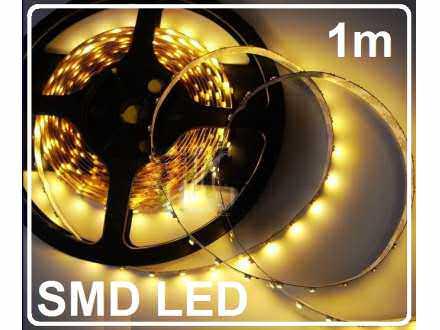 LED traka 1m - ZUTA