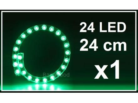 LED traka - 24cm - vodootporna - 24 LED - 1 komad