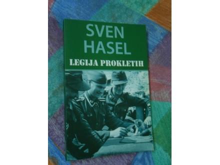 LEGIJA PROKLETIH  Sven Hasel-The legion of the damned