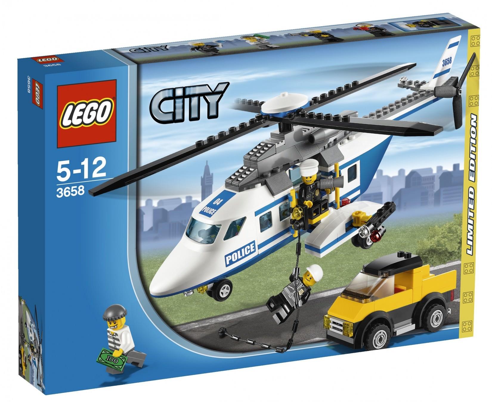 Elicottero Lego City Polizia : Kupovina preko interneta kupindo