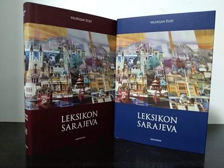 LEKSIKON SARAJEVA 1-2 Valerijan Žujo NOVO