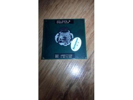 LENOVO g550 procesor