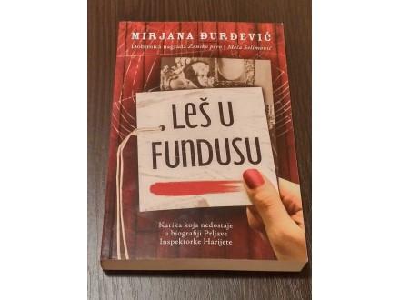 LEŠ U FUNDUSU - Mirjana Đurđević