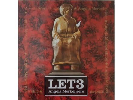 LET 3- ANGELA MERKEL SERE- CD