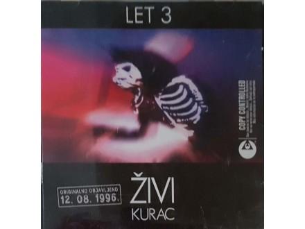 LET 3 - ŽIVI KURAC - CD