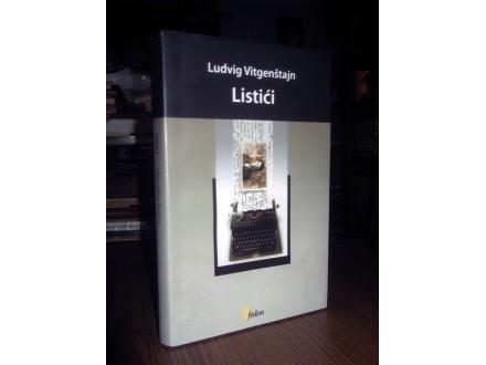 LISTIĆI - Ludvig Vitgenštajn