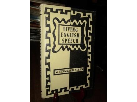 LIVING ENGLISH SPEECH - W. Stannard Allen