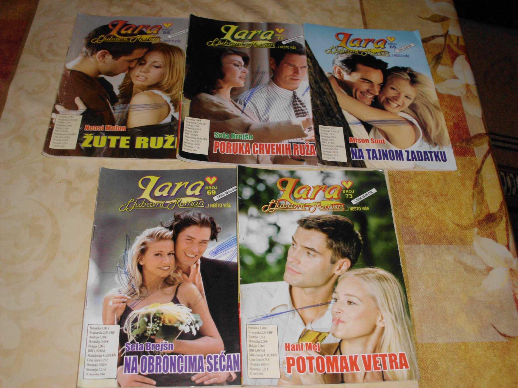 Ljubavni Romani Za Citanje