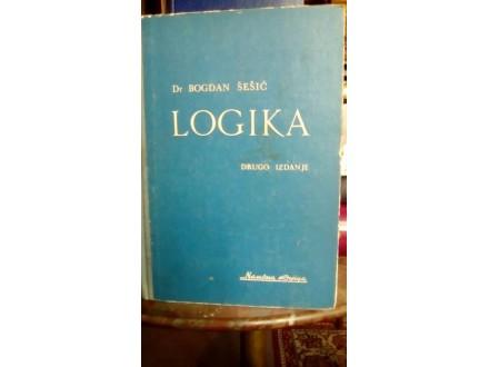 LOGIKA, DR. BOGDAN ŠEŠIĆ