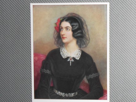 LOLA MONTEZ (MARIA DOLORES ELISA GILBERT ) 1820(IV-14-