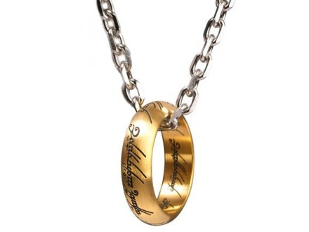 LOTR Prsten na lancu - The One Ring - Lord of the Rings