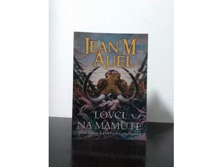 LOVCI NA MAMUTE Jean M. Auel