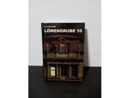 LOWENGRUBE 10,  B. D. Benedikt