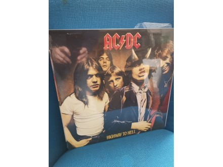 LP AC/DC/Highway to hell