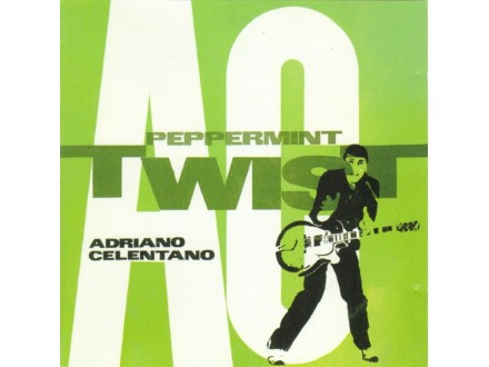 LP Adriano Celentano ‎– Peppermint Twist &; More
