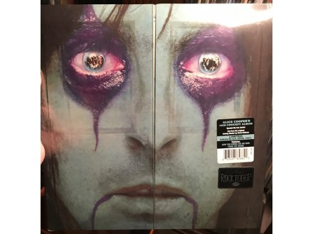 LP Alice Cooper  – From The Inside