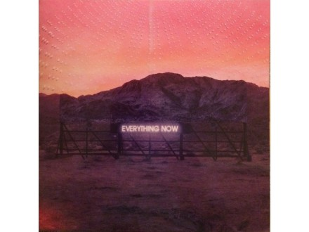 LP Arcade Fire – Everything Now