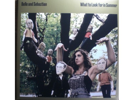 LP Belle And Sebastian – What To Look For In Summer 2LP