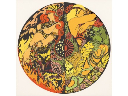 LP Blues Pills – Lady In Gold (Limited Edition, Gold )
