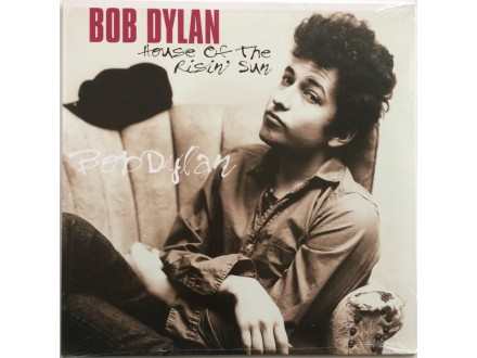 LP  Bob Dylan ‎– House Of The Risin` Sun