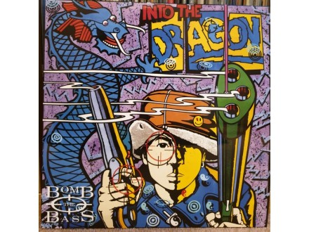 LP Bomb The Bass ‎– Into The Dragon