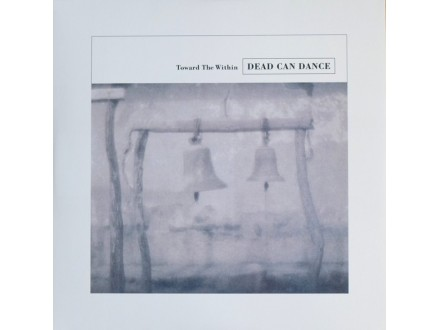 LP Dead Can Dance – Toward The Within  2 LP