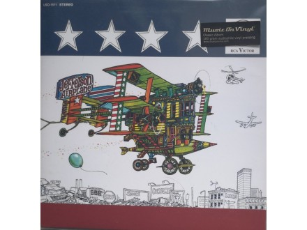 LP Jefferson Airplane – After Bathing At Baxter`s