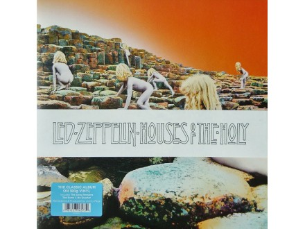 LP Led Zeppelin – Houses Of The Holy