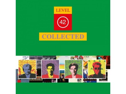 LP Level 42 ‎– Collected 2xLP