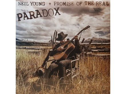 LP Neil Young + Promise Of The Real – Paradox 2xLP