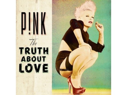 LP PINK – The Truth About Love 2xLP