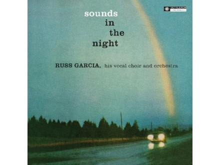 LP Russ Garcia And His Orchestra–Sounds In The Night