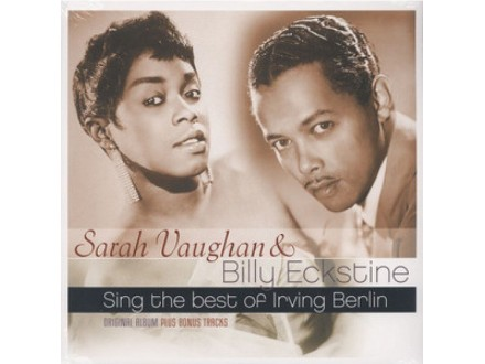 LP Sarah Vaughan And Billy Eckstine ‎– Sing the best of