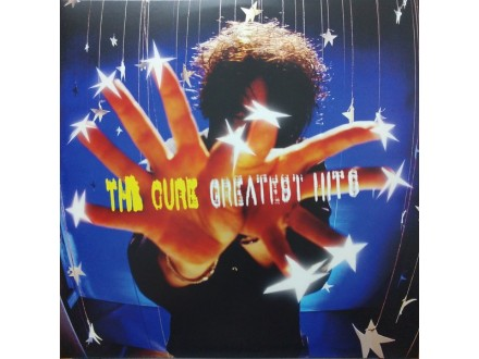 LP The Cure – Greatest Hits 2xLP