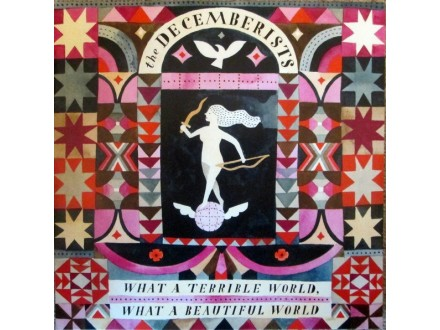 LP The Decemberists – What A Terrible World 2xLP
