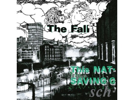 LP The Fall – This Nation`s Saving Grace