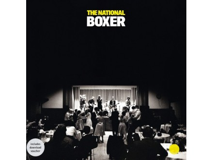 LP The National – Boxer