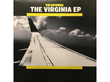 LP The National – The Virginia EP