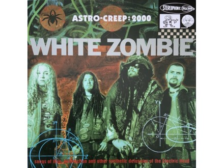LP White Zombie ‎– Astro-Creep 2000