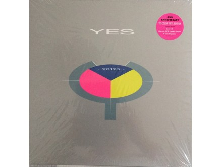 LP Yes – 90125