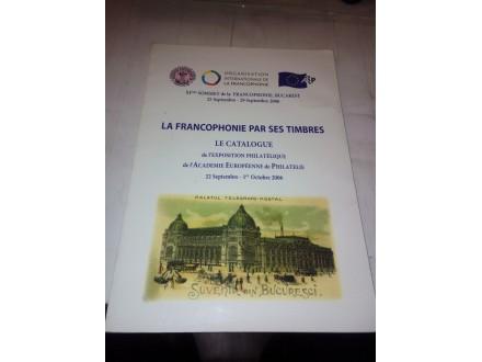 La francophonie par ses timbres - Le Catalogue