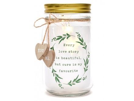 Lampa - Love Story, Jar, My Favourite - Love Story